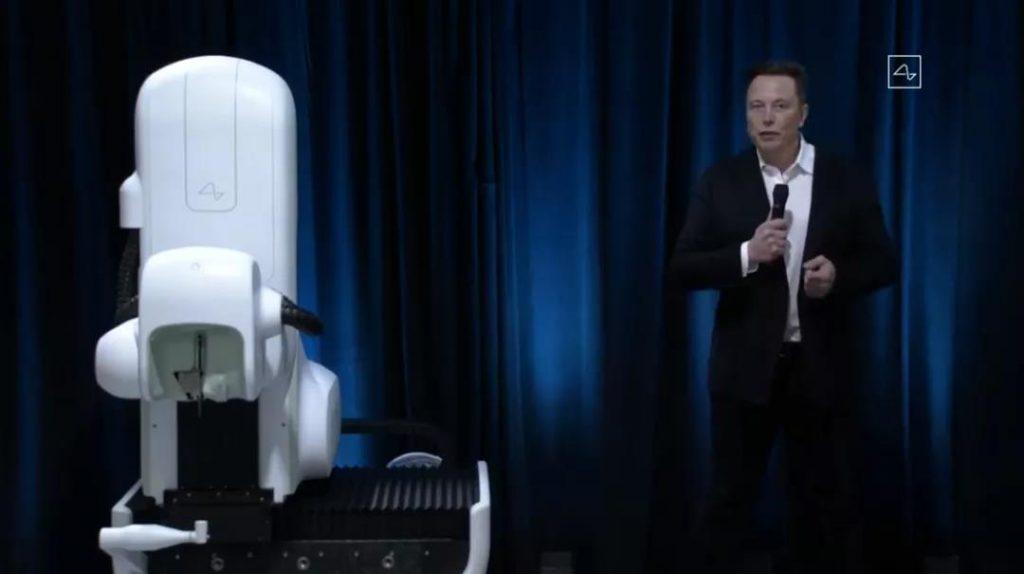 与机器人共生,马斯克又进一步