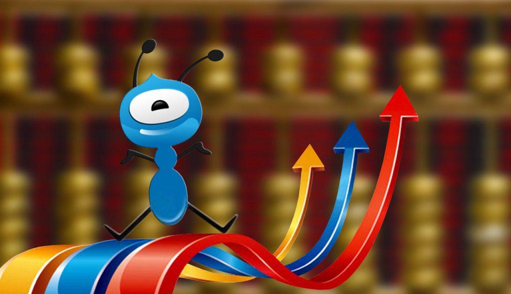 蚂蚁的赚钱方法论